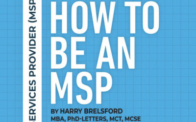 How to be an MSP