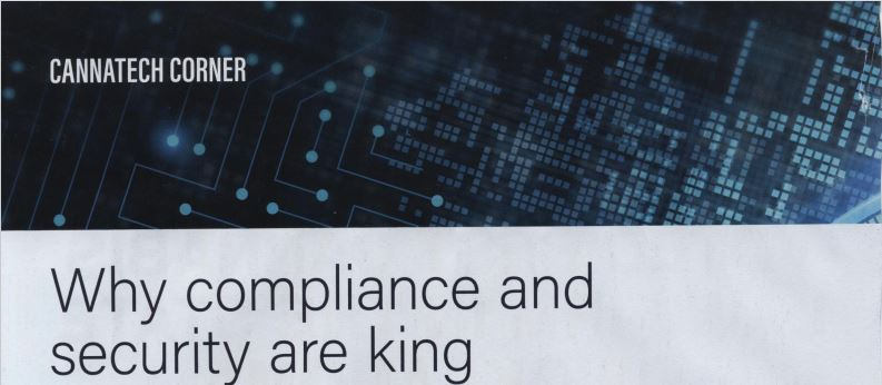 Why Compliance and Security are King